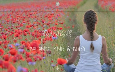 Calling all yoga teachers and holistic practitioners who want a website that actually works for their business